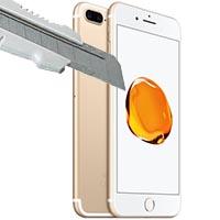 films de protection pour apple iphone 7 plus verre tremp ou iphone 8 plus verre tremp. Black Bedroom Furniture Sets. Home Design Ideas